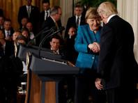 В пятницу прошла первая официальная встреча Ангелы Меркель и Дональда Трампа. Они обсудили международную политическую ситуацию и проблему финансирования НАТО