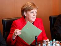 """Меркель назвала Евросоюз """"историей успеха"""", несмотря на Brexit"""