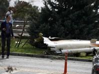 В Турции разбился вертолет с россиянами на борту