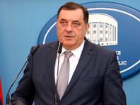Глава Республики Сербской перед поездкой в Москву рассказал об угрозах в его адрес от США