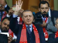 Эрдоган заявил о желании обсудить с народом вступление Турции в ЕС
