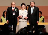 Новым главой администрации Гонконга на пятилетний срок становится 59-летняя Кэрри Лам, чью кандидатуру поддерживал Пекин