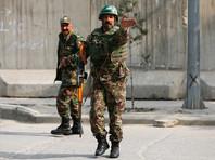 Афганский полицейский застрелил девятерых коллег и скрылся с оружием и боеприпасами