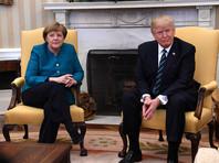 В Белом доме США впервые прокомментировали инцидент во время протокольной съемки Дональда Трампа и Ангелы Меркель в Белом доме, когда лидер США отказался пожать руку германскому канцлеру