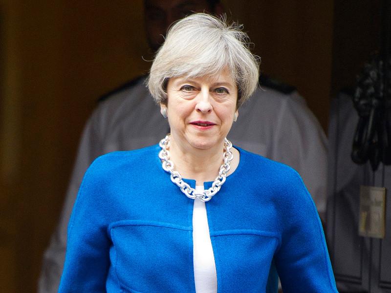 За последние три месяца 2016 года премьер-министр Великобритании Тереза Мэй получила подарки на несколько тысяч фунтов стерлингов