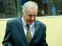 Ратко Младич перед приговором в Гааге попросился на лечение в Россию