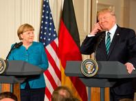 Трамп напомнил Германии о больших долгах перед НАТО и США за обеспечение обороны