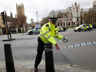 Около Вестминстерского дворца произошла стрельба. Полиция квалифицировала произошедшее как теракт