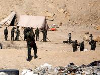 На границе Турции разбился истребитель сирийских ВВС