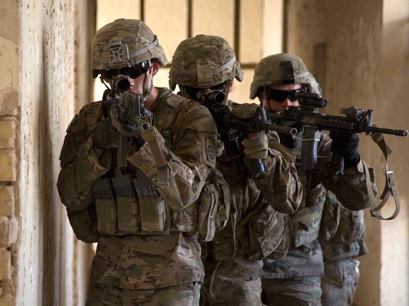 Fox News: США дополнительно направят на Ближний Восток около 200 десантников