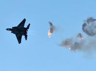 Самолеты Израиля нанесли авиаудары по позициям в Сирии