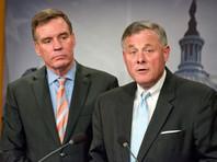 В сенате США представили первый устный отчет о расследовании вмешательства России в выборы