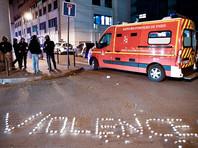 В Париже десятки китайцев вышли на улицы из-за  убийства полицией гражданина КНР