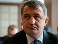 Спикер парламента республики Южная Осетия  Анатолий Бибилов