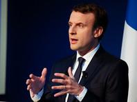 Во Франции кандидата в президенты Макрона поддержали многие политики правящей Соцпартии