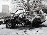 Автомобиль, подорванный в Луганске, принадлежал начальнику управления Народной милиции самопровозглашенной Луганской народной республики полковнику Олегу Анащенко, два находившихся в машине человека погибли.