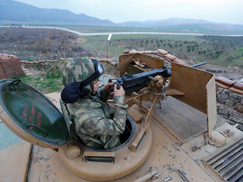 """Совет национальной безопасности Турции объявил о завершении операции """"Щит Евфрата"""" на севере Сирии"""