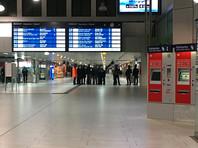 От нападения неадекватного косовара с топором в Дюссельдорфе пострадали девять человек