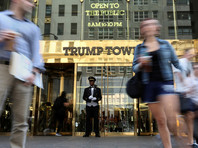 Россияне заплатили минимум 100 млн долларов за квартиры в башнях Трампа