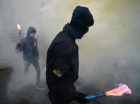 Сторонники блокады Донбасса устроили беспорядки на Волыни и в Виннице