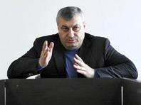 Бывшему главе Южной Осетии Эдуарду Кокойты отказали в регистрации кандидатом в президенты