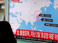 Запуск был произведен из района провинции Пхехан-Пукто, где располагается космодром Сохэ