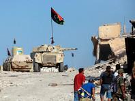 В Ливии отрицают сотрудничество с частными военными компаниями из РФ