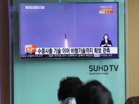 CNN: КНДР провела очередное испытание ракетного двигателя