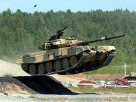 Эксперты Королевского института международных отношений в Лондоне (Chatham House) предсказывают возможную потерю Россией лидирующих позиций в экспорте вооружений из-за санкций Запада, а также жесткой конкуренции со стороны Китая и Индии