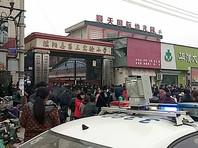 В Китае двое младшеклассников погибли в давке в школьном туалете