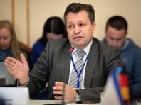 Киев направил ноту протеста Берлину за посещение Крыма немецким политиком