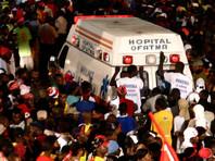 На Гаити автобус въехал в толпу уличных музыкантов: погибли 34 человека