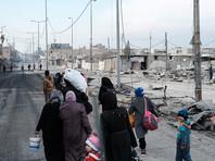 Как известно, в прошлую субботу ООН заявила, что 1 марта 12 человек в Мосуле, включая женщин и детей, возможно, подверглись воздействию химических реагентов
