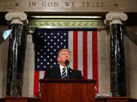 Накануне Трамп в первый раз выступил с обращением к палатам конгресса США. К речи президента, обращенной к законодателям, было приковано повышенное внимание: от него ожидали разом и объединительной риторики, и конкретных разъяснений о том, как он собирается выполнять свои предвыборные обещания