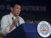 """Президента Филиппин обвинили в руководстве """"эскадронами смерти"""" в бытность мэром города Давао"""