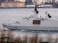 В Черное море вошел ракетный фрегат ВМС Франции La Fayette