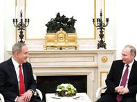 СМИ Израиля: это третий за 11 месяцев визит Нетаньяху в Россию, которая играет все большую роль на Ближнем Востоке