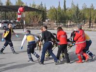 Накануне турецкий Генштаб заявил, что рядовой пехотных войск Хусейн Короч утром 22 марта был тяжело ранен снайпером в районе города Рейханлы в южной провинции Хатай на границе с Сирией