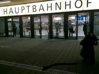 Выходец из бывшей Югославии напал с топором на людей на главном вокзале Дюссельдорфа