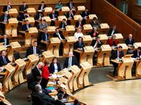 Парламент Шотландии проголосовал за проведение второго референдума о независимости