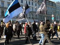 В Риге в шествии памяти латышских легионеров Waffen SS приняло участие 2 тысячи человек