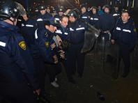 Глава МВД Грузии пообещал жесткое наказание для участников беспорядков в Батуми