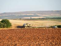 Пилот истребителя сирийских ВВС, разбившегося на границе с Турцией, найден живым