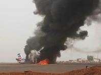 В Южном Судане разбился пассажирский самолет, который, предположительно, принадлежит небольшой южносуданской авиакомпании South Supreme Airlines