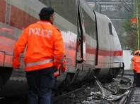 В Швейцарии с рельсов сошел пассажирский поезд: три человека пострадали