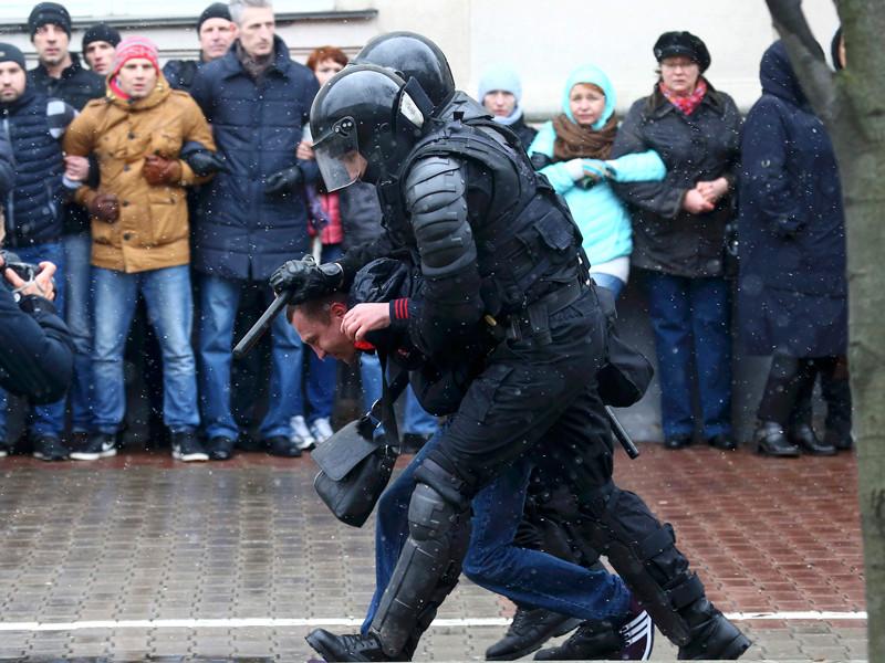 Минск, 25 марта 2017 года