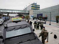 В Париже задержали родственников напавшего на патруль в аэропорту Орли