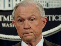 Генпрокурор США взял самоотвод от расследования связей Трампа с Россией