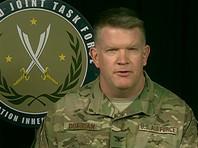 О размещении в Сирии американских военных Reuters сообщил официальный представитель штаба антитеррористической операции Inherent Resolve  полковник американских ВВС Джон Дорриан