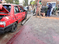 Два взрыва прогремели недалеко от почитаемого шиитами кладбища Баб-эс-Сагир, где похоронены останки участников исторической битвы при Кербеле
